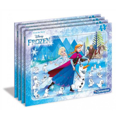 Clementoni Παζλ 15 Τμχ. Supercolor Disney Frozen