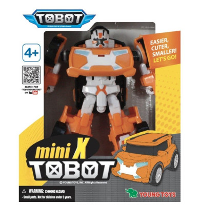 Tobot Mini X Season 1