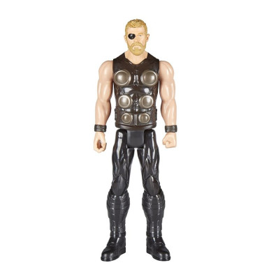 Marvel Avengers Infinity War Titan Hero Series Thor