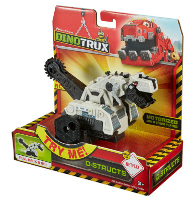 Dinotrux D-Structs Character