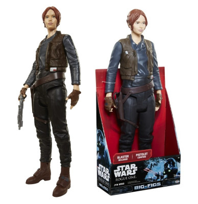 Star Wars Rogue One-Jyn Erso Big Size Action Figure 51 cm