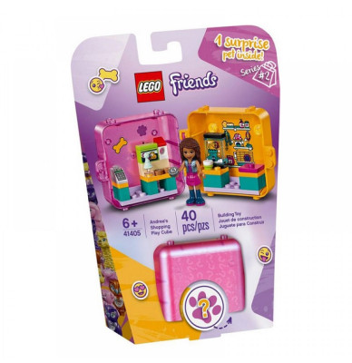 Lego Friends: Andrea's Shopping Play Cube